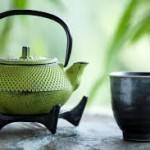 tè verde ricette