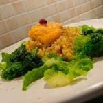 riso e broccoli