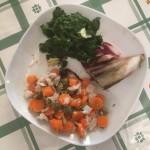 insalata di merluzzo